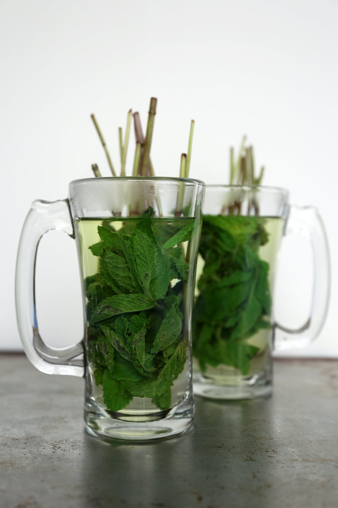 how peppermint tea can help you lose weight | popsugar fitness
