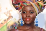 Lupita Nyong o Looks Good in Makeup of Every Color of the Rainbow, and Here s Proof
