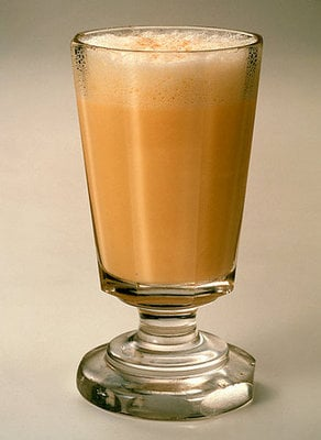 Experiment Shows Spiked Eggnog Might Be Safer