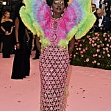 Lupita Nyong'o at the 2019 Met Gala
