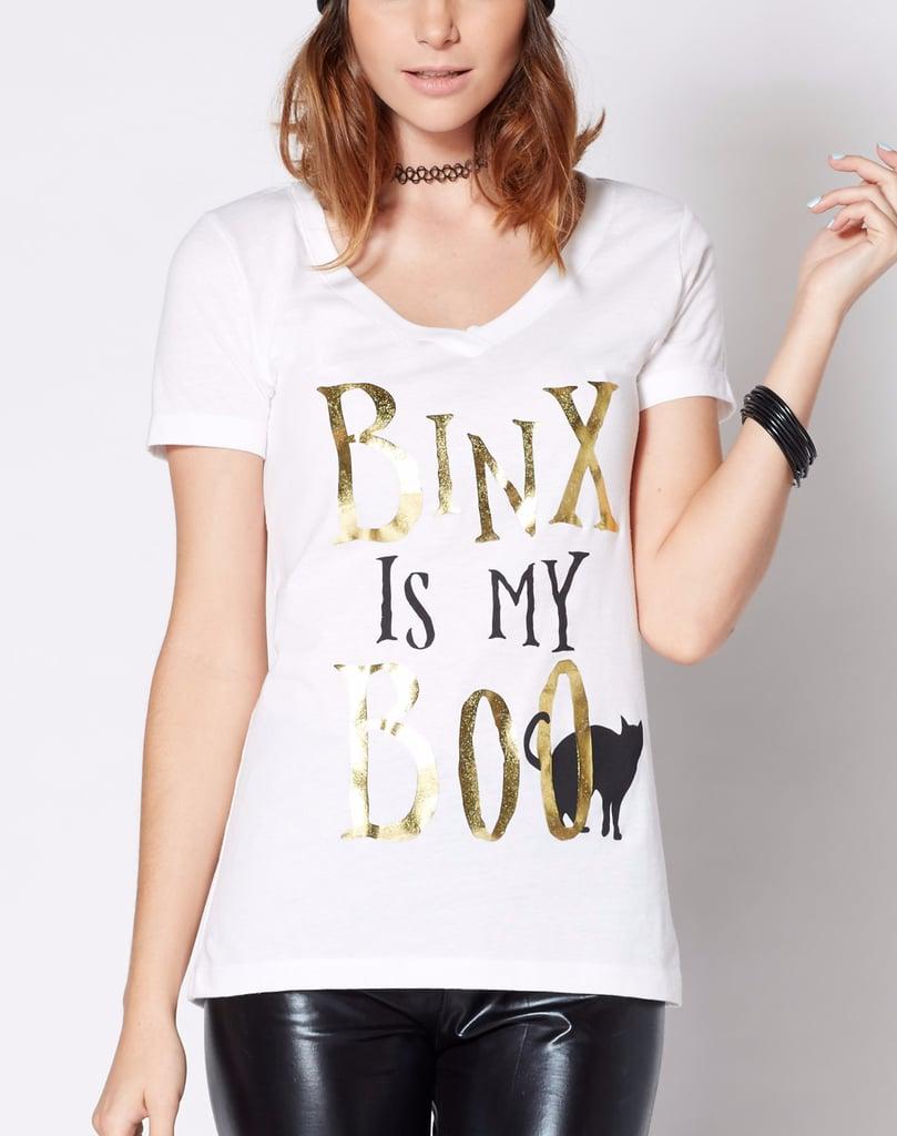 Binx Is My Boo T-Shirt ($17)