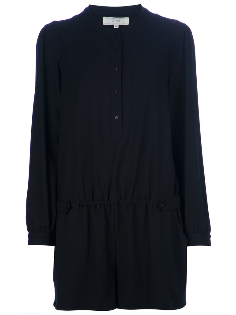 Vanessa Bruno Athé's Short Jumpsuit ($479) has the perfect slouchy fit and can easily be cinched at the waist with a bright belt.