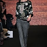 Review and Pictures of Paul & Joe Autumn Winter 2012 Paris Fashion Week Runway Show
