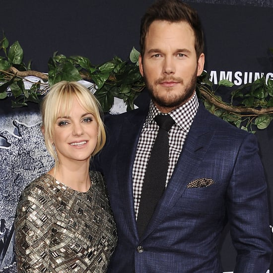Chris Pratt and Anna Faris Anniversary Messages 2016