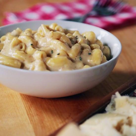 White Chocolate Macaroni and Cheese Recipe