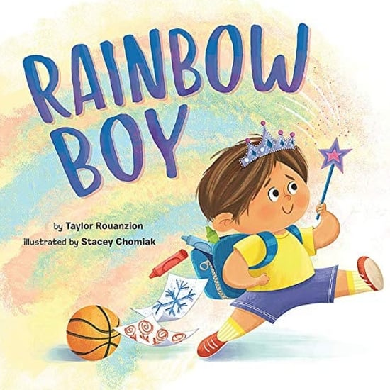 "Details About ""Rainbow Boy,"" a Children's Book About Gender"