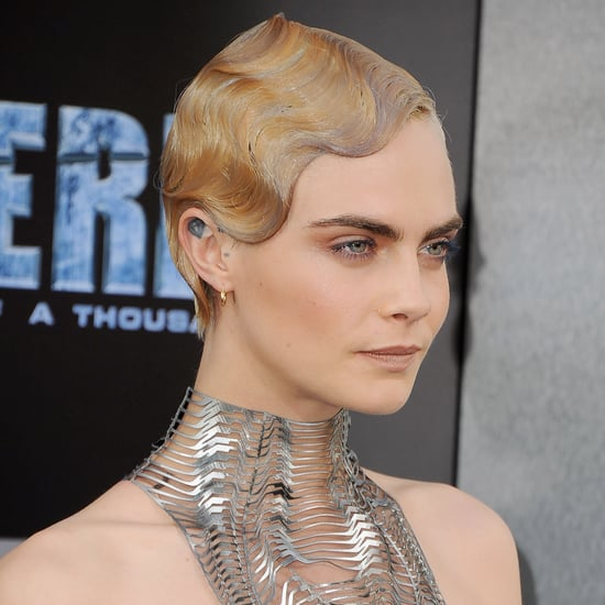 Cara Delevingne Hair Transformation
