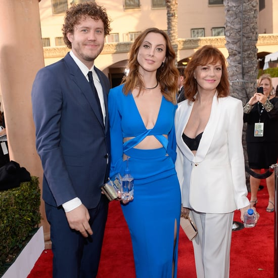 Susan Sarandon and Her Children at the SAG Awards 2016