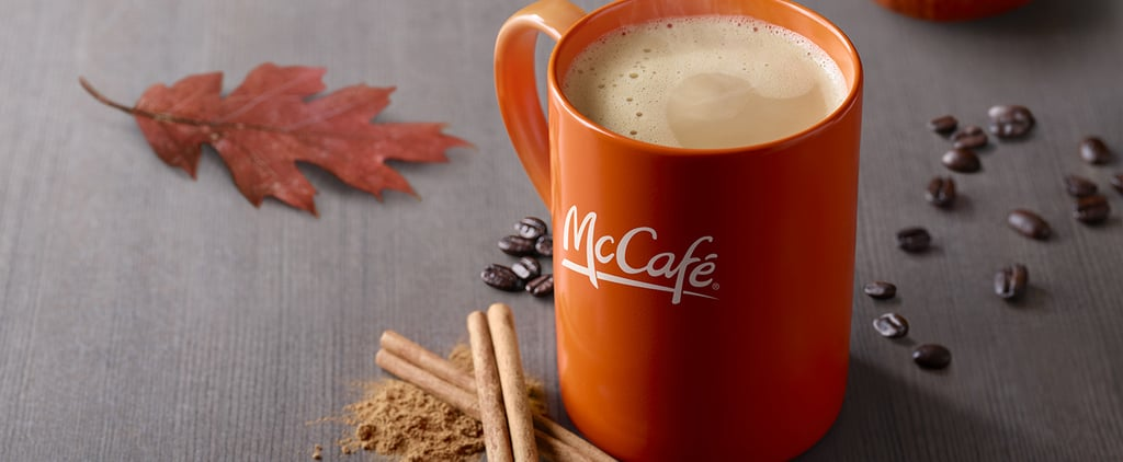 McDonald's May Be the First to Bring Out the Pumpkin Spice Latte