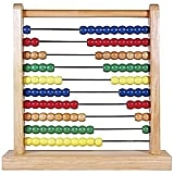 Melissa & Doug ; Wooden Toy Abacus