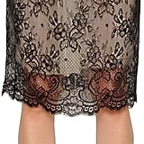 Maison Margiela Layered Floral Lace & PVC Skirt