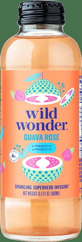 Wild Wonder Guava Rose