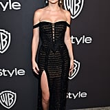 Taylor Swift at the 2019 Golden Globes Afterparty