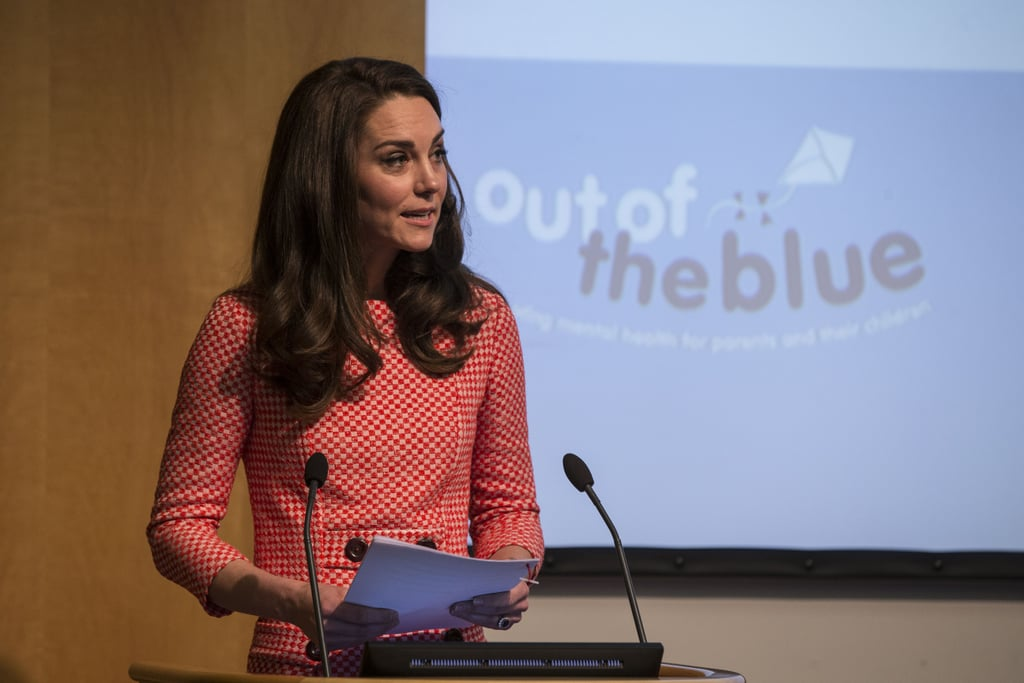 Kate Middleton Spreads Mental Health Awareness the Day After London Terrorist Attack