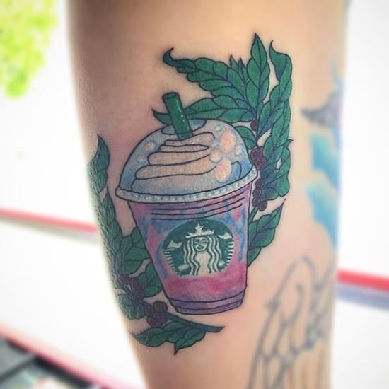 Starbucks Tattoo Ideas