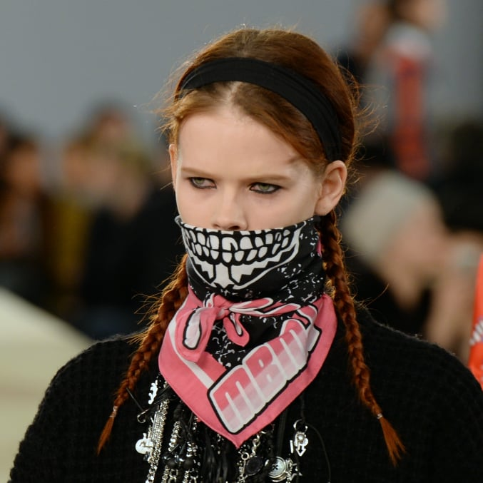 Marc by Marc Jacobs Fall 2014 Hair and Makeup   Runway