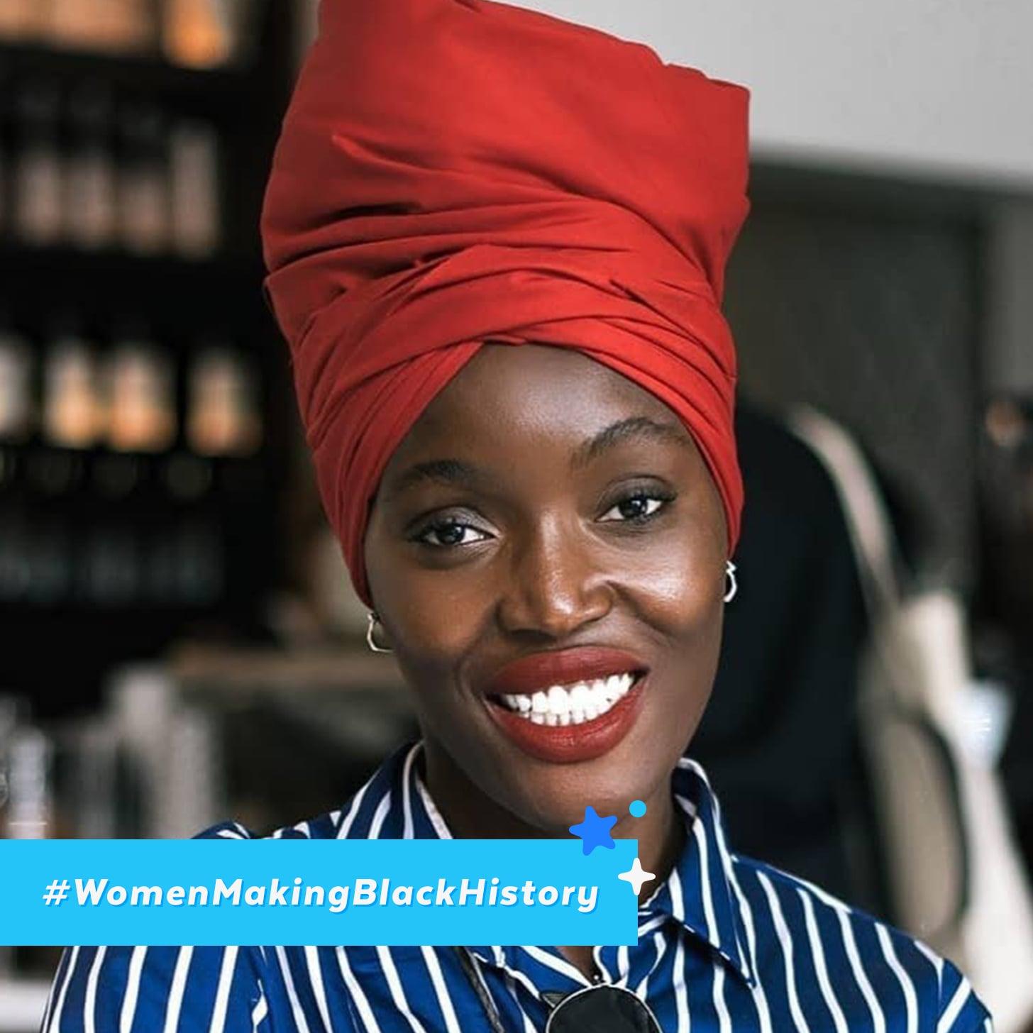 Folasade Adeoso Is Uplifting Women Through Design and Tech