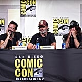 Pictured: Jeffrey Dean Morgan, Andrew Lincoln, and Norman Reedus