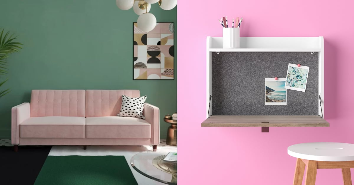 34 Stunning Furniture Pieces I Can't Stop Thinking About — All From Wayfair