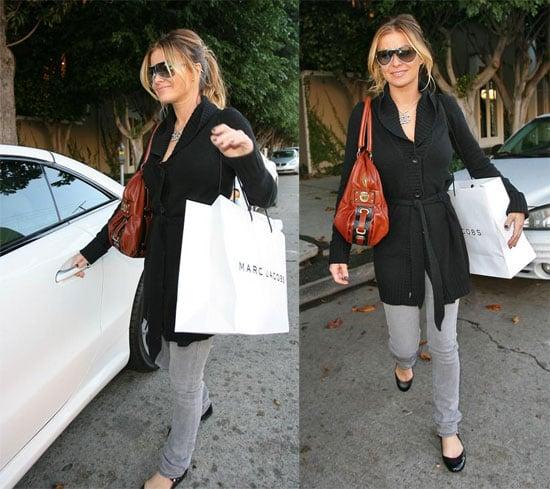 Celebrity Style: Carmen Electra