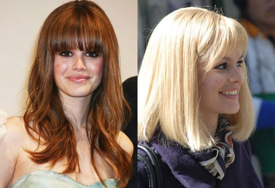Do You Like Rachel Bilson Better As a Brunette or a Blonde?