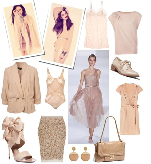FabSugarTrend Alert: Nude Is the Freshest Color