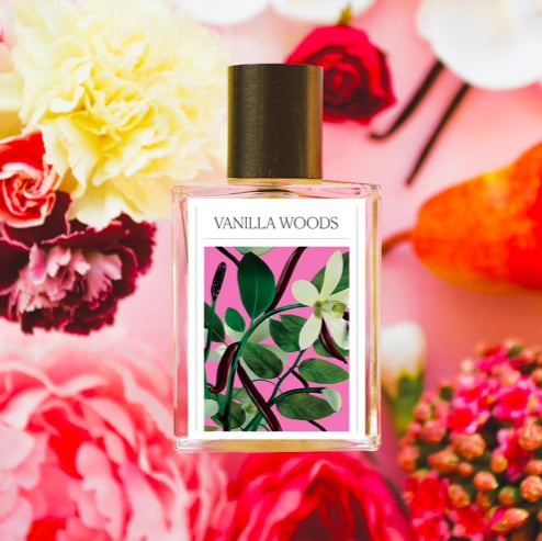 The 7 Virtues Vanilla Woods Eau de Parfum