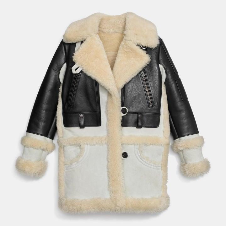 A Luxe Coat