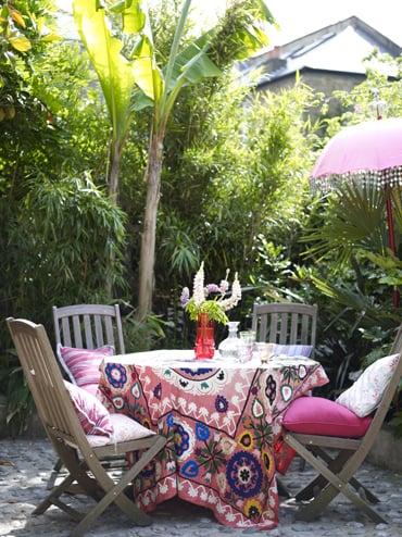 Midday Muse:  A World-Class Backyard