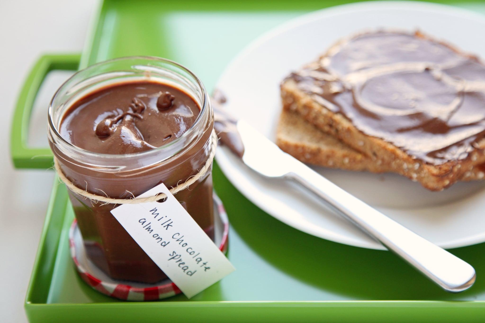 Almond Nutella