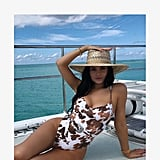 Animal-Print Swimsuits