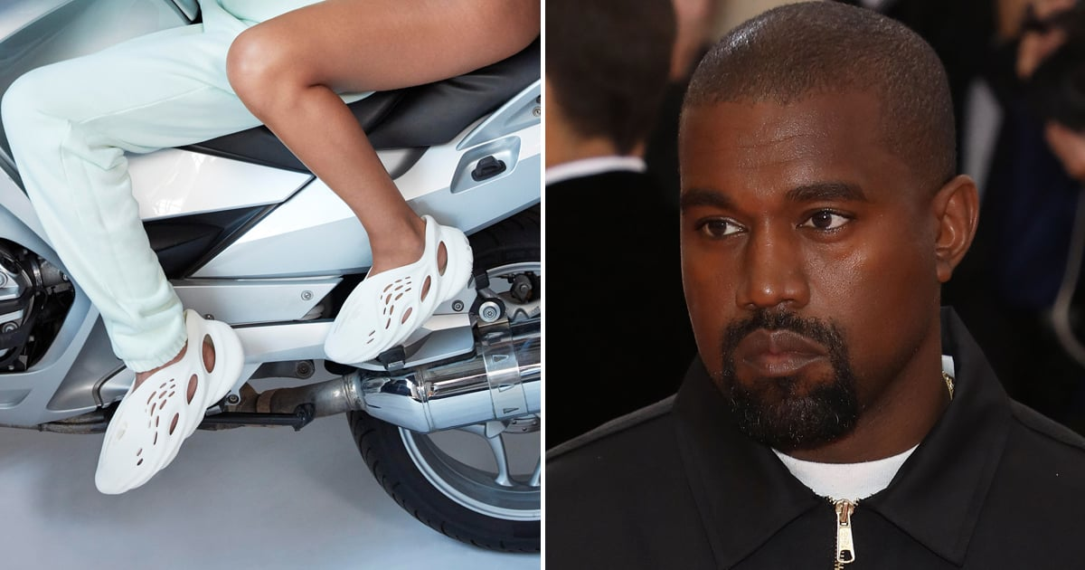 Kanye West's New Yeezy Mafia Shoes Look