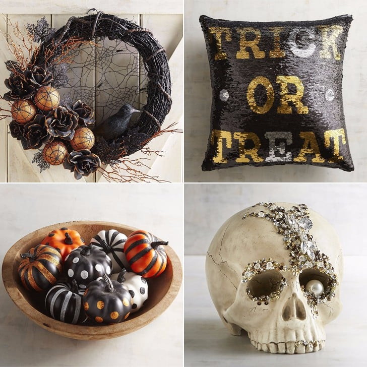 halloween decorations from pier 1 imports popsugar home - Unusual Halloween Decorations
