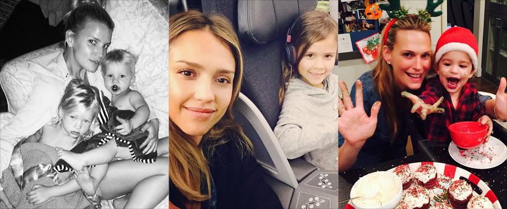 Best Celebrity Families on Instagram