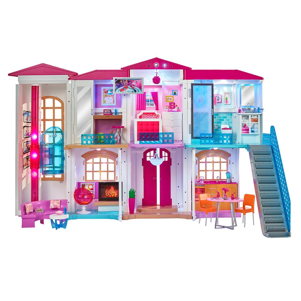 For 5-Year-Olds: Barbie Hello Dreamhouse Playset