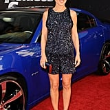 Elsa Pataky Gets Fast and Furious With Vin and Michelle