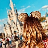 """""""Growing up in Florida, I went to Disney at least once a year as a kid, yet I don't remember a single family holiday there. Why? Because I was a child, and I didn't appreciate anything. As an adult, I love going to Disney World because all of the magic and whimsy actually lifts me out of the everyday cynicism I gravitate toward all too often. I'm not a big roller coaster fan, so 'grown up' amusement parks don't do it for me. I want to remember that all of my dreams can come true, magic exists, and I will find my happily every after one day. I don't know who needs reminding of that more than the young adults of today."""" — Chari Perez, social media and partnerships coordinator"""