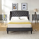 Modern Sleep Brighton Upholstered Platform Bed