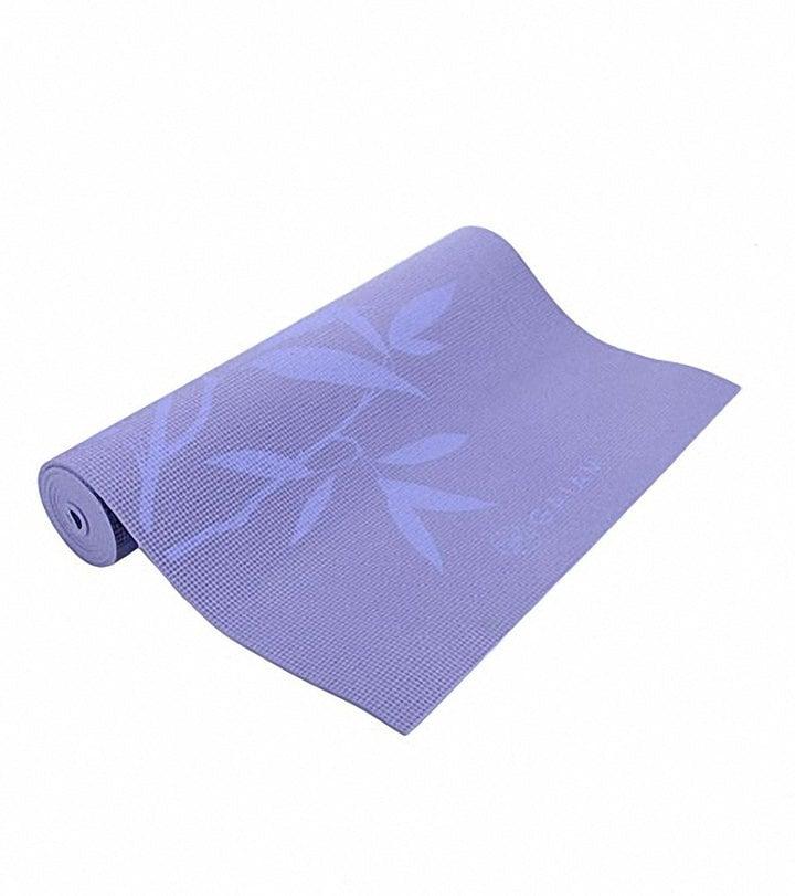 Gaiam Ash Leaves Premium Yoga Mat (5mm)