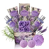 Lavender and Rosemary Aromatherapy Spa Kit