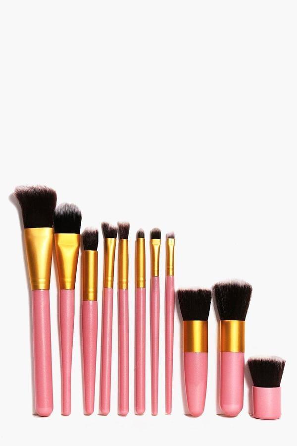 Boohoo Make Up Brush Set