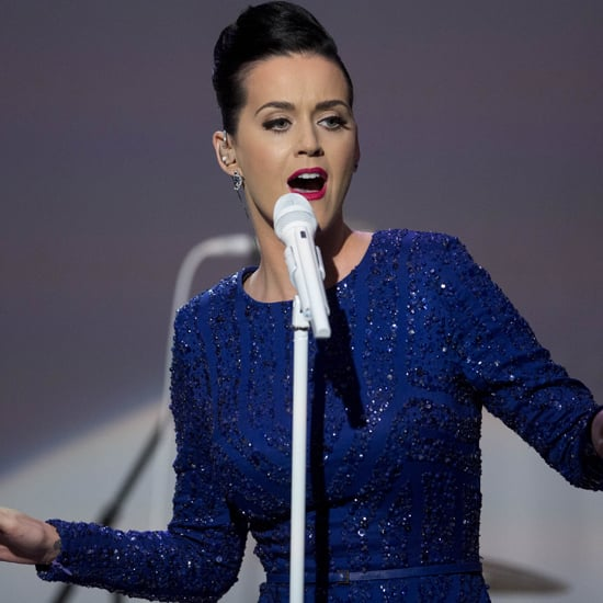 Katy Perry Sings at the White House Special Olympics Event