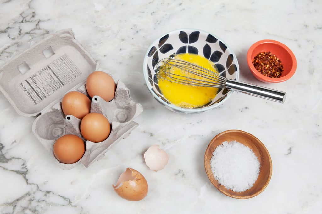 It seems simple, but eggs on toast really is one of the easiest breakfast options going round. A great source of protein and B vitamins you can be sure eggs on toast will give you the best start to your day.