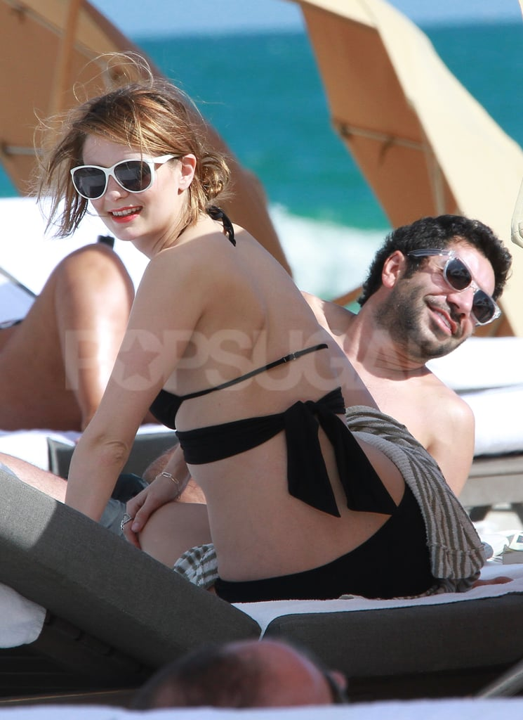 Think, you Mischa barton hot bikini