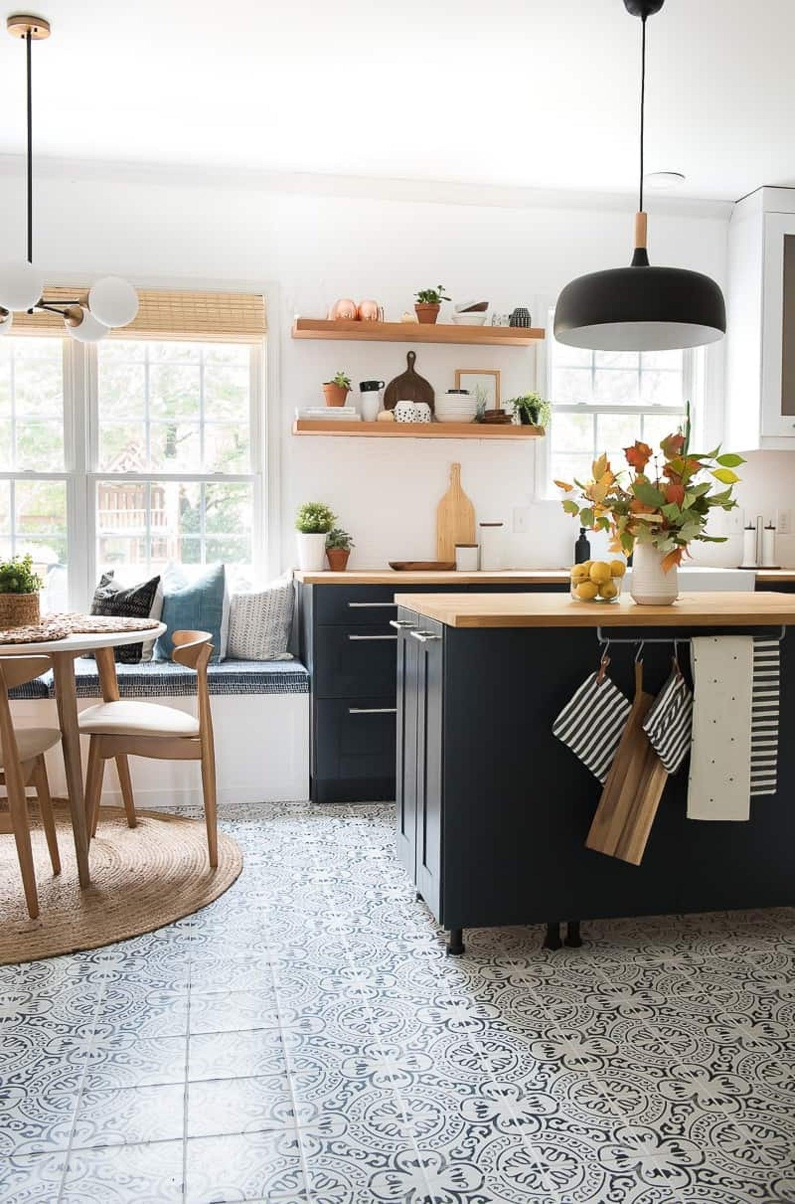 Upgrade Your Apartment Using Peel And Stick Floor Tiles Popsugar Home Australia