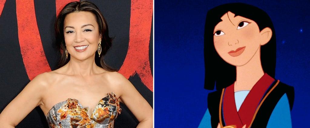 Ming-Na Wen Makes Surprise Cameo in Disney Live-Action Mulan
