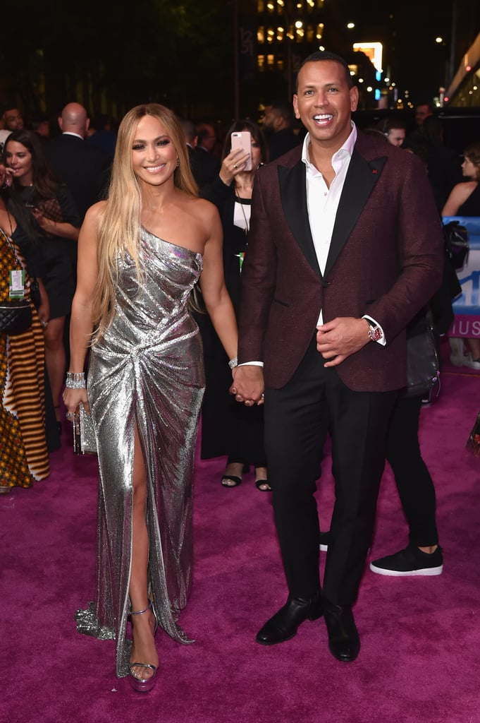 Jennifer Lopez and Alex Rodriguez, 2018