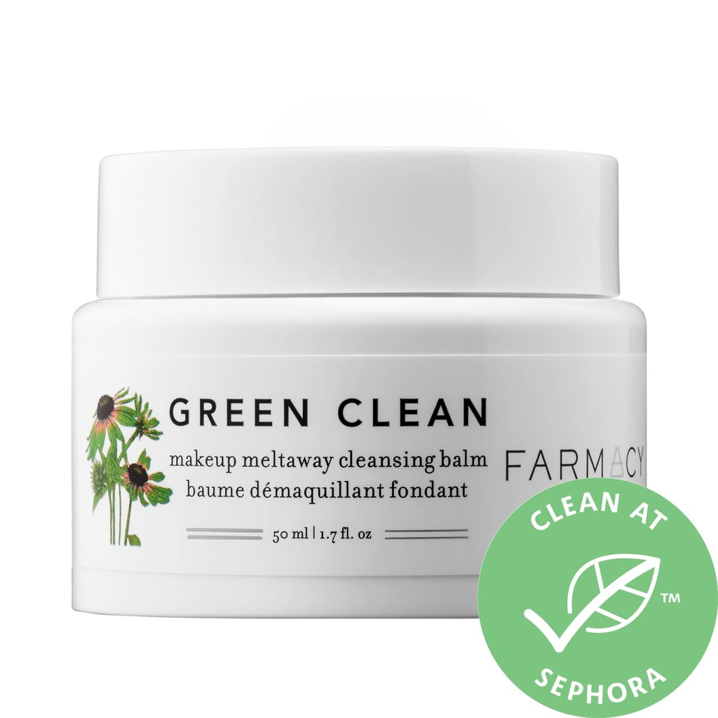 Farmacy Mini Green Clean Makeup Meltaway Cleansing Balm