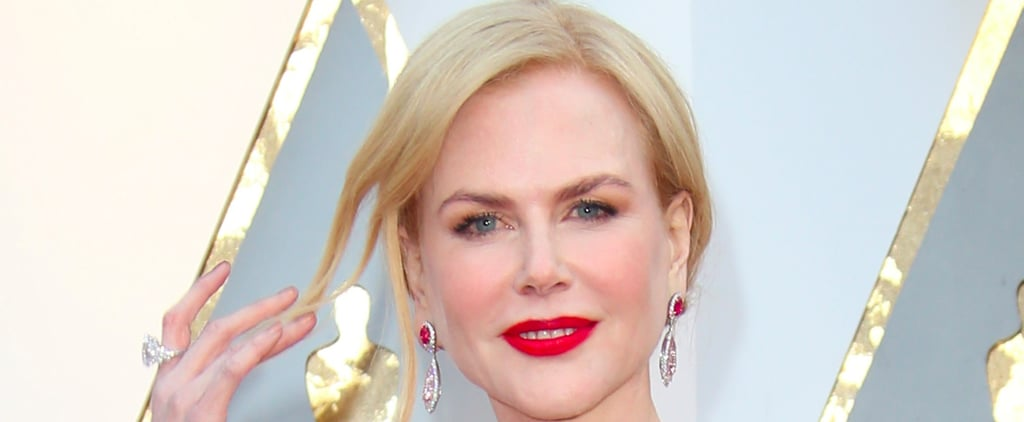 The Gigantic Ring Nicole Kidman Blames For Her Awkward Clapping at the Oscars