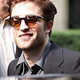 Robert Keeps His French Film Duties Going With a Stop by Parisian TV